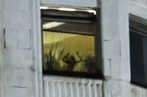 В Сеть попало видео ночного секса в Доме правительства в Москве