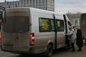 Водитель маршрутки пойдет под суд за драку посреди дороги в Петербурге