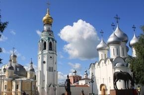 В Вологде женщина покончила с собой, прыгнув с колокольни собора