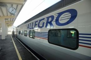 В октябре для пассажиров поезда Allegro откроются магазины duty free