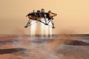Ученые обнаружили на Марсе следы ледяного озера