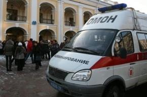 Покупателей «Ленты» на Обводном эвакуируют из-за сообщений о бомбе