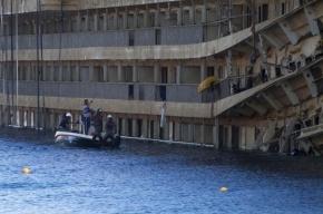У места крушения «Коста Конкордии» найдены останки тел