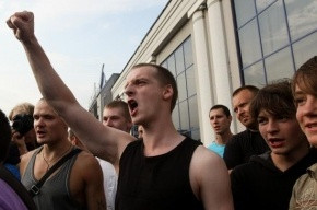 Националисты потребуют отставки Полтавченко на народном сходе