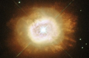 «Хаббл» показал смерть Солнца через пять миллиардов лет