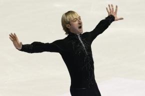 Петербургских детей не пускают на лед из-за подготовки Плющенко к Олимпиаде