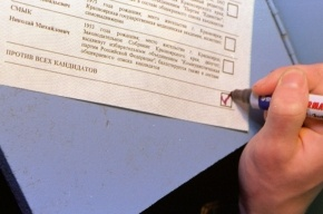 Матвиенко предложила вернуть в бюллетени кандидата «Против всех»