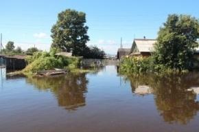 Уровень Амура у Комсомольска-на-Амуре превысил восемь метров