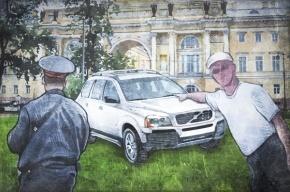 Как легально парковаться на газоне