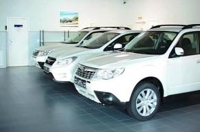 Петербургского дилера японских автомобилей Subaru заподозрили в мошенничестве