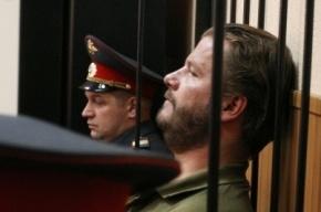 В Петербурге суд в четвертый раз продлил арест жемчужному прапорщику