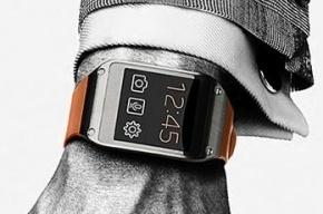Samsung представил «умные часы» Galaxy Gear