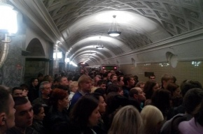 На двух линиях метро Москвы 19 сентября произошел сбой