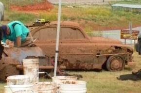 В США на дне озера нашли машины с останками людей, пропавших десятилетия назад