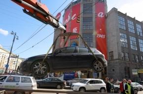 Эвакуация машины в Москве будет стоить до семи тысяч рублей