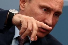 Путин объяснил результаты московских выборов «чванством чиновников»