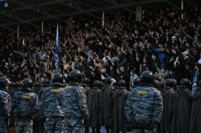 Порядок на матче Зенит – Спартак будут обеспечивать более 2600 полицейских