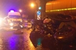 В Петербурге возбуждено уголовное дело против полицейского, погибшего в ДТП
