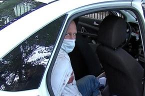 В Тюмени наркоман украл BMW X5 и разбил на нем 10 машин