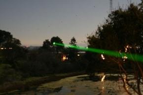 В  «Пулково» канадских пилотов пытались ослепить лазером