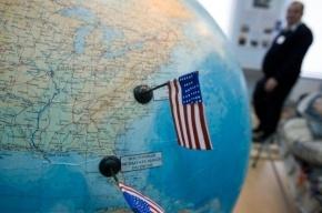Посетителям посольства США в Москве приходится закапывать iPad в клумбах