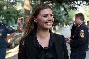 Песков опроверг сообщения о венчании Путина и Кабаевой