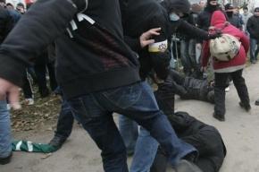 В Иркутской области после массовой драки задержано 10 человек