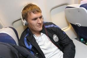 Футболист «Зенита» Бухаров задержан в «Пулково» за хулиганство