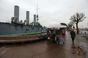 Ремонт крейсера «Аврора» перенесли на год из-за нехватки денег