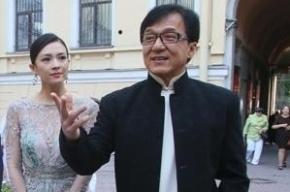 Джеки Чан открыл в Петербурге фестиваль китайского кино