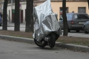 В Ленобласти на неделю арестован сын чиновника, сбивший насмерть двух человек на скутере