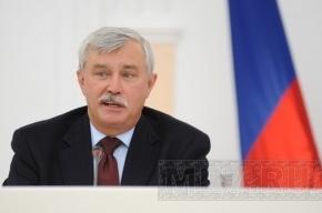 «Википедия» сообщила о смерти Полтавченко