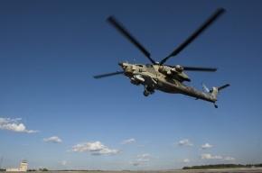 В Тверской области спасатели ищут пропавший вертолёт