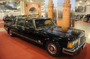 Разработку лимузина для президента поручили НАМИ