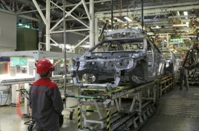 Toyota RAV4 будут производить в Петербурге с 2016 года