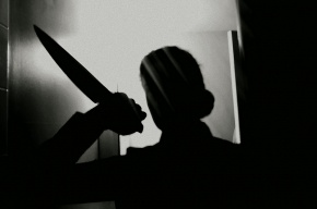 Петербурженка зарезала мужа через три дня после свадьбы