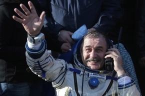 Космонавты возвращались с МКС «на ощупь» из-за отказа датчиков «Союза»