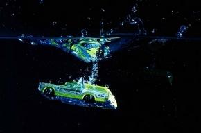 В подмосковном пруду нашли автомобиль с телами людей, пропавших девять лет назад