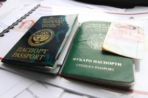 Мигрант с порнографической фамилией нарушил запрет на въезд в Петербург