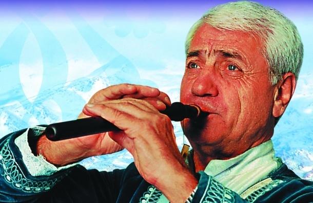 Единственный концерт всемирно известного музыканта и композитора Дживана Гаспаряна в Санкт-Петербурге! Юбилейный тур!