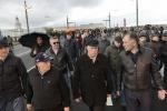 Открытие Дворцового моста 19 октября 2013 года. Часть 2 : Фоторепортаж