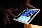 Новый iPad Air: Фоторепортаж