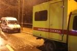 Прорыв трубы на Алтайской улице 17 октября 2013 года: Фоторепортаж