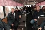 Полтавченко и участники блогомарафона: Фоторепортаж