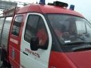 Фоторепортаж: «Пожарные на станции метро «Обухово»»