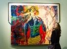 Фоторепортаж: «Выставка Сильвестра Сталлоне в Русском музее»