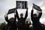 Фоторепортаж: «Акция в поддержку Дениса Синякова 13 октября 2013 года»