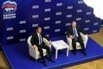 Путин встречается с Единой Россией 3 октября 2013: Фоторепортаж