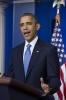 Фоторепортаж: «Бюджетный кризис в США, Барак Обама 2013»