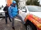 эстафета олимпийского огня в москве, 6-9 октября 2013: Фоторепортаж